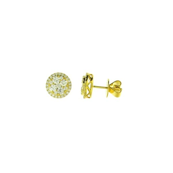 Diamond Earrings Kiefer Jewelers Lutz, FL