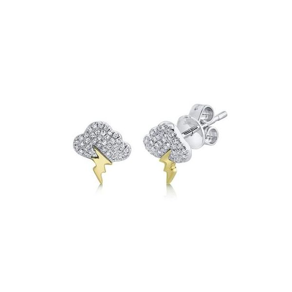 Diamond Storm Earrings Kiefer Jewelers Lutz, FL