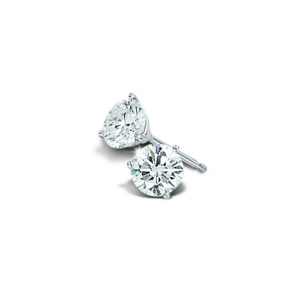 Diamond Stud Earrings Kiefer Jewelers Lutz, FL