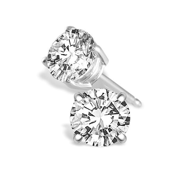 1/5ctw Illusion Style Diamond Stud Earrings Kiefer Jewelers Lutz, FL