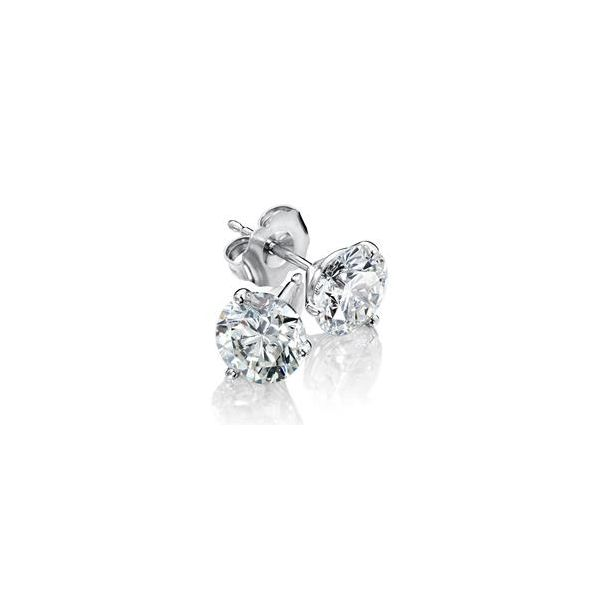 2ctw Diamond Stud Earrings Kiefer Jewelers Lutz, FL