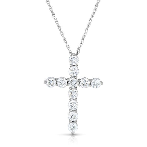 Classic Diamond Cross Kiefer Jewelers Lutz, FL