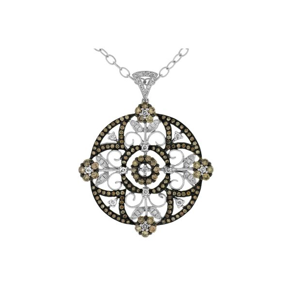 Diamond Pendant Kiefer Jewelers Lutz, FL