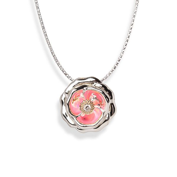 Cherry Blossom Necklace Kiefer Jewelers Lutz, FL