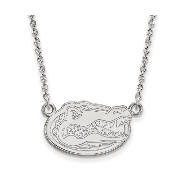 SS UF Gators Necklace Kiefer Jewelers Lutz, FL