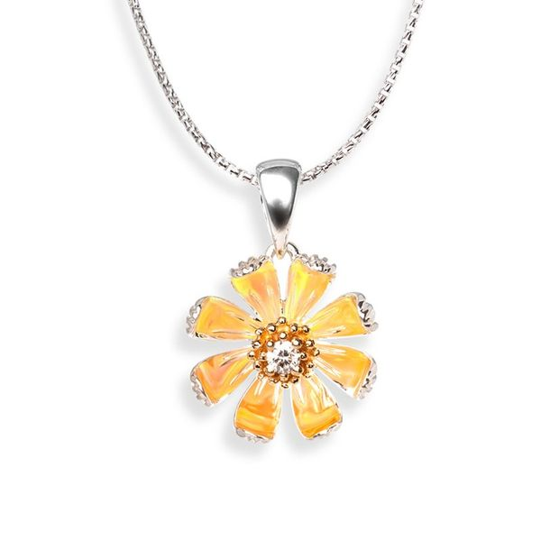 Gloria Daisy Necklace Kiefer Jewelers Lutz, FL