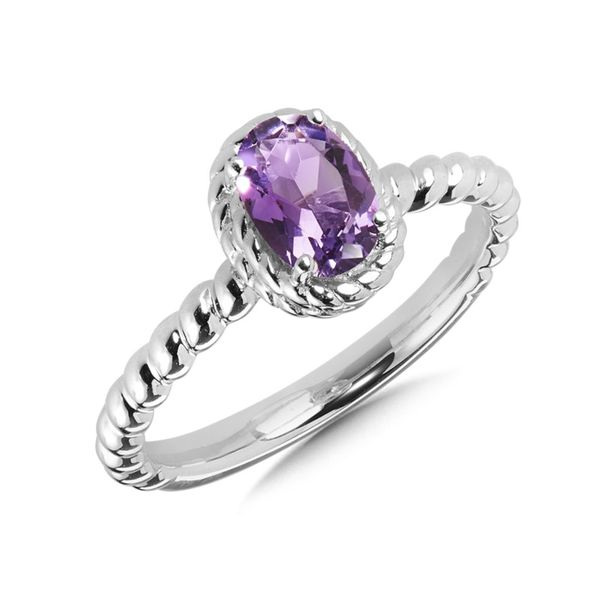 Sterling Silver Amethyst Ring Kiefer Jewelers Lutz, FL