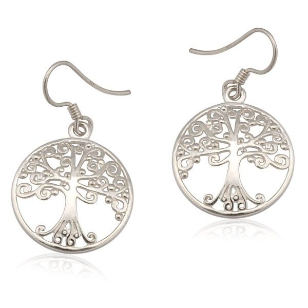 Oak Tree Earrings Kiefer Jewelers Lutz, FL