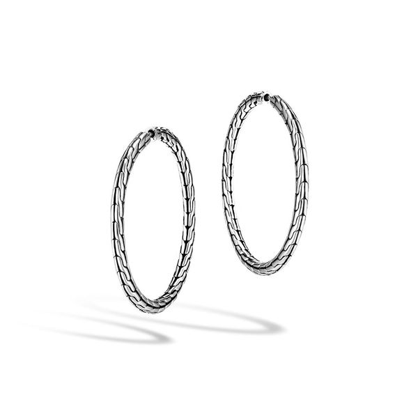 John Hardy Hoop Earrings Kiefer Jewelers Lutz, FL