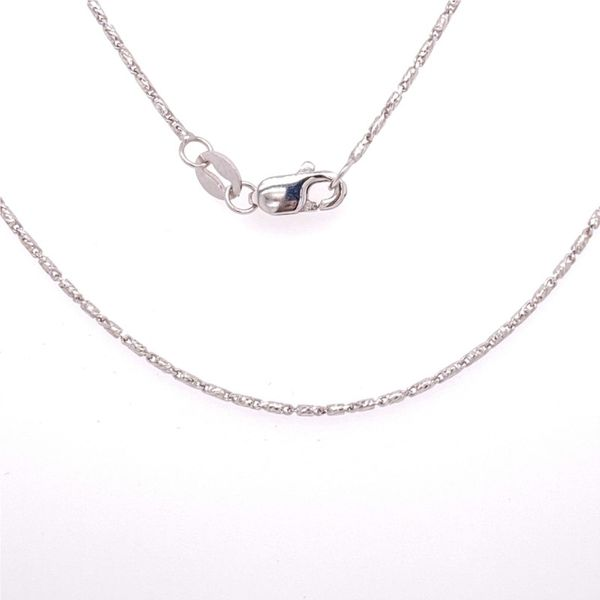 14K White Gold Raso Kiefer Jewelers Lutz, FL
