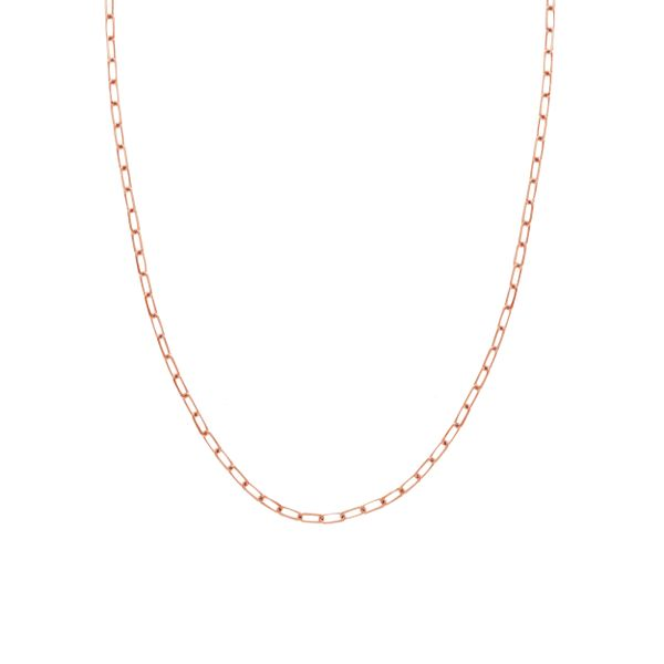 14K Rose Gold Forzentina Necklace Kiefer Jewelers Lutz, FL