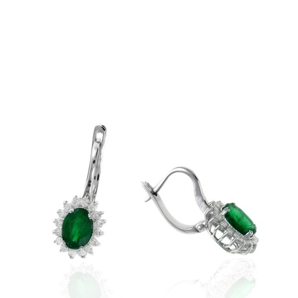 Gemstone Earring Kiefer Jewelers Lutz, FL