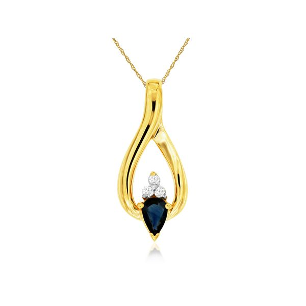 Gemstone Pendant Kiefer Jewelers Lutz, FL