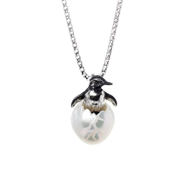 Penguin Egg Necklace Kiefer Jewelers Lutz, FL