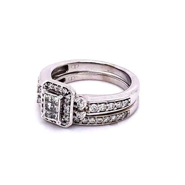 Estate Diamond Wedding Ring Image 2 Kiefer Jewelers Lutz, FL