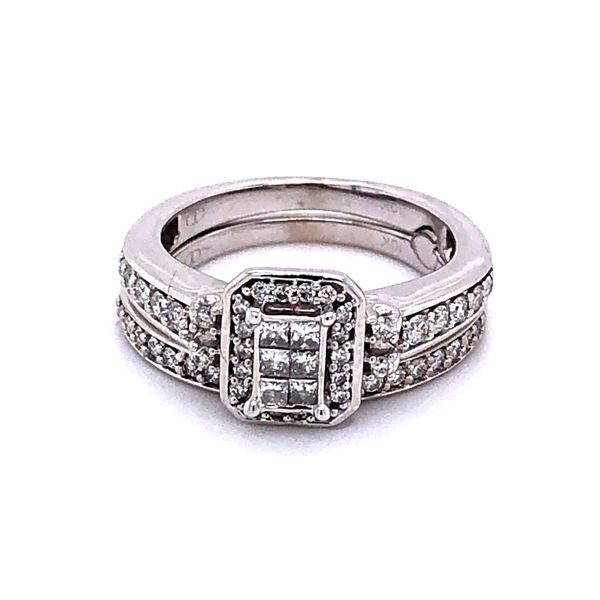 Estate Diamond Wedding Ring Kiefer Jewelers Lutz, FL