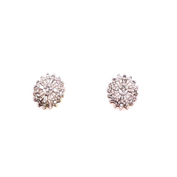 Estate 10KW Diamond Earrings Kiefer Jewelers Lutz, FL
