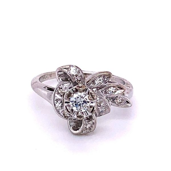Estate Diamond Fashion Ring Kiefer Jewelers Lutz, FL