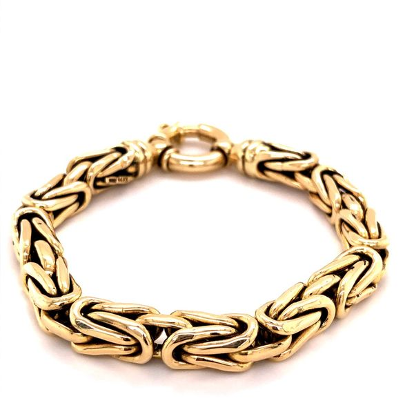Estate 14K Fancy Bracelet Kiefer Jewelers Lutz, FL