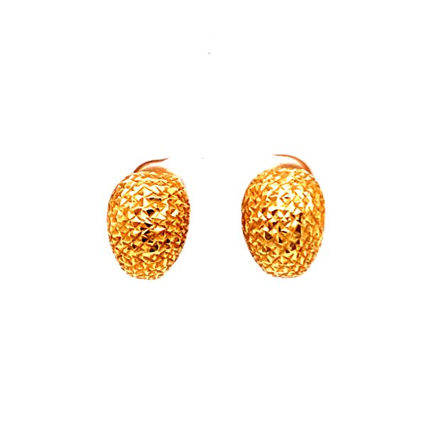 Estate Gold Earrings Kiefer Jewelers Lutz, FL
