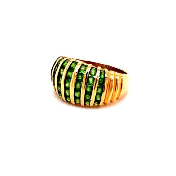 Estate Emerald Ring Image 2 Kiefer Jewelers Lutz, FL