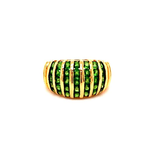 Estate Emerald Ring Kiefer Jewelers Lutz, FL