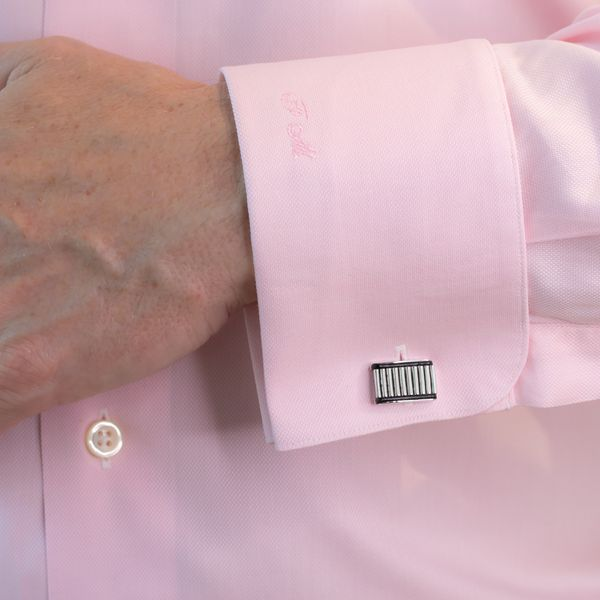 STG Hoxton London Cuff Links with Black Onyx Image 2 La Mine d Or Moncton, NB