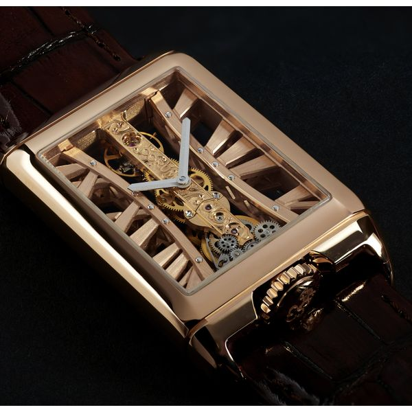 Corum Golden Bridge Rectangle Image 2 La Mine d'Or Moncton, NB