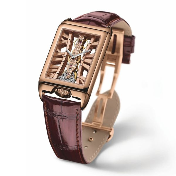 Corum Golden Bridge Rectangle Image 4 La Mine d'Or Moncton, NB