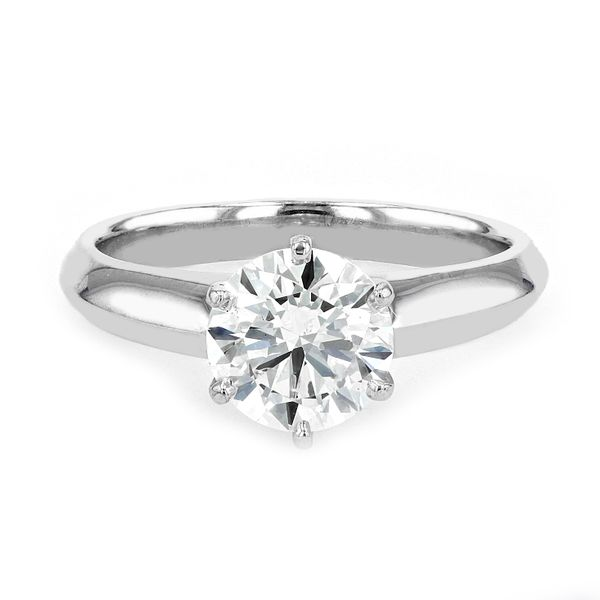 1.52ct Prive Round Brilliant Canadian Diamond Solitaire Engagement Ring La Mine d Or Moncton, NB