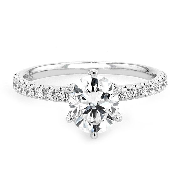 1.69tw Forevermark Black Label Oval with Hidden Halo Diamond Engagement Ring La Mine d'Or Moncton, NB