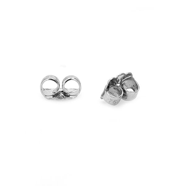 0.61tw Forevermark Diamond Cushion Cut Halo Stud Earrings Image 2 La Mine d Or Moncton, NB