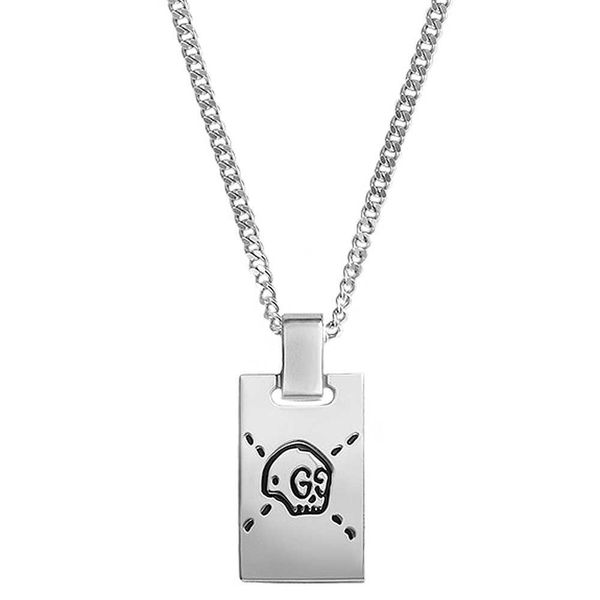 Gucci Ghost Sterling Silver Pendant La Mine d Or Moncton, NB