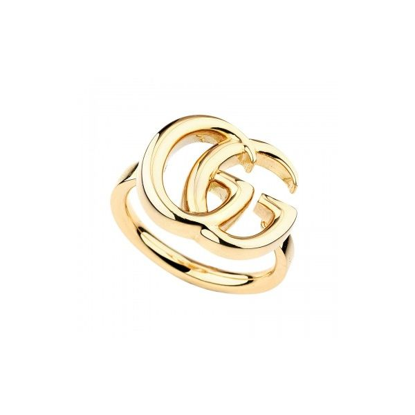 Gucci Running Double G 18kt Yellow Gold Ring La Mine d'Or Moncton, NB