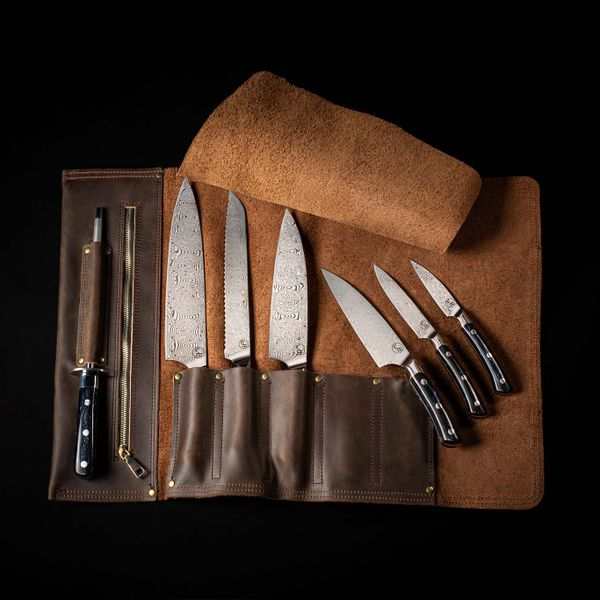 William Henry Kultro Pro Culinary Knives Set La Mine d Or Moncton, NB