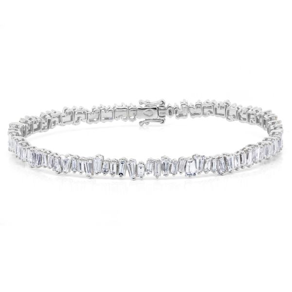 5.50tw Fashion Baguette Diamond Bangle La Mine d'Or Moncton, NB
