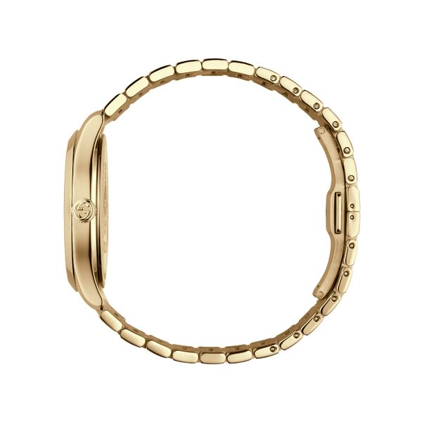 Gucci G-Timeless Guilloche Signature Watch Image 3 La Mine d'Or Moncton, NB