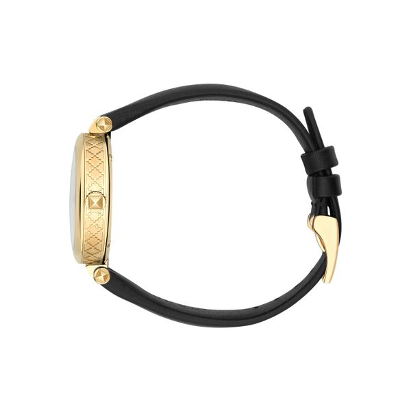 Gucci Diamantissima Goldtone Watch with MOP Dial Image 3 La Mine d'Or Moncton, NB