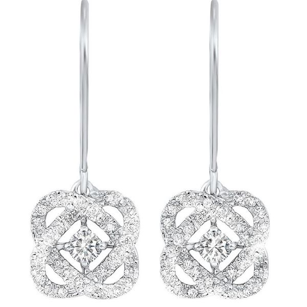 Diamond Earrings Layne's Jewelry Gonzales, LA