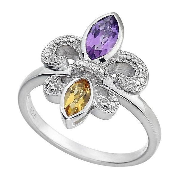 Womens Colored stone rings Layne's Jewelry Gonzales, LA