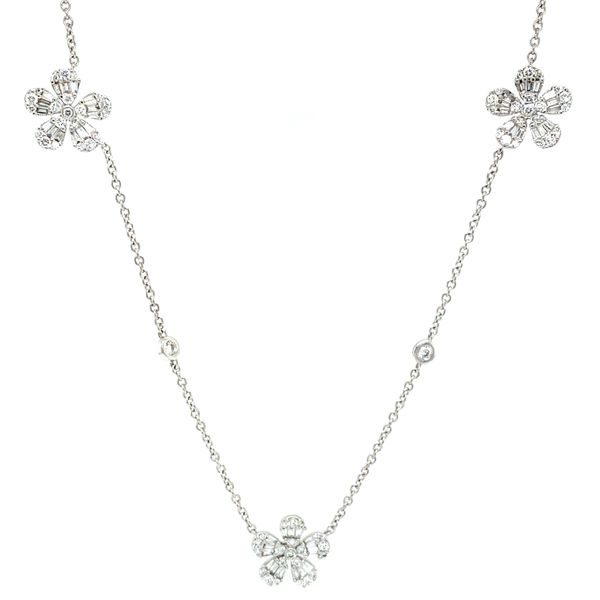 Diamond Necklace Lake Oswego Jewelers Lake Oswego, OR