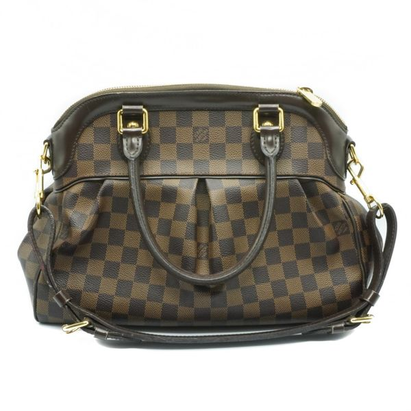 Louis Vuitton Trevi PM Handbag Lumina Gem Wilmington, NC