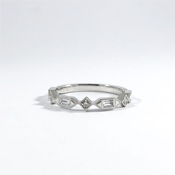 S. Kashi and Sons .25ctw Diamond Band Lumina Gem Wilmington, NC