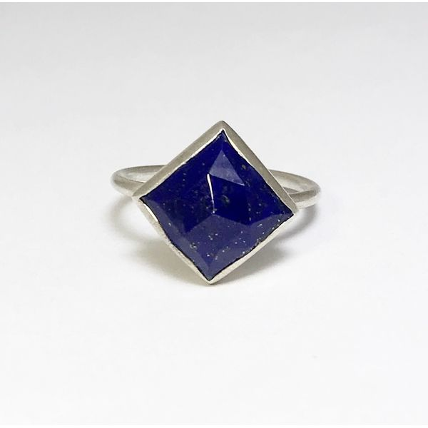 Nina Nguyen Lapis Spirit Ring Image 2 Lumina Gem Wilmington, NC