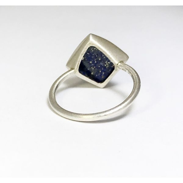 Nina Nguyen Lapis Spirit Ring Image 3 Lumina Gem Wilmington, NC