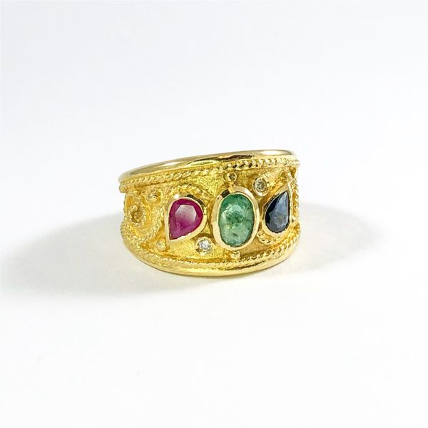 Fashion Ring Image 2 Lumina Gem Wilmington, NC