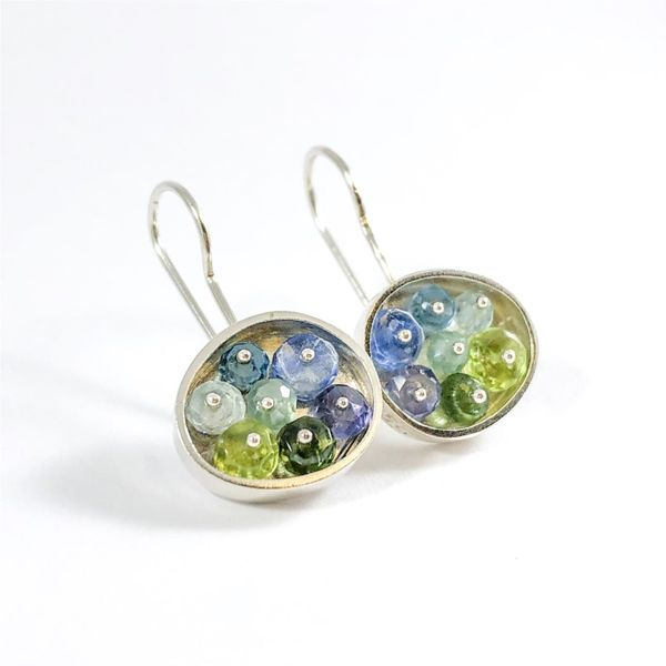 Earrings Image 2 Lumina Gem Wilmington, NC