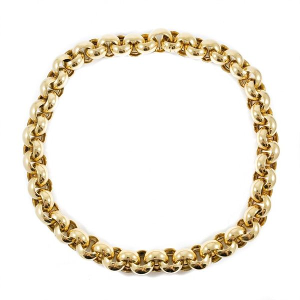 Tiffany and Co. Yellow Gold Link - 17