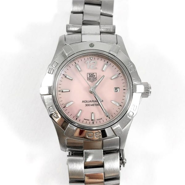 TAG Heuer Watch with Pink Mother of Pearl Dial Lumina Gem Wilmington, NC