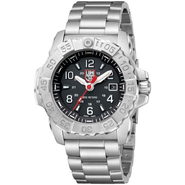 Luminox Navy Seal Steel 45mm Watch Image 2 Lumina Gem Wilmington, NC